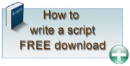sign up for free script guidelines